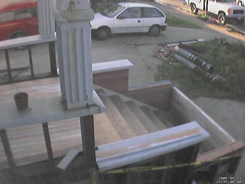 porch cam shows all