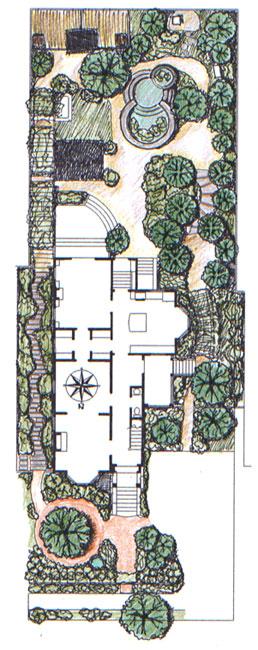 Site Plan, Spring 2006
