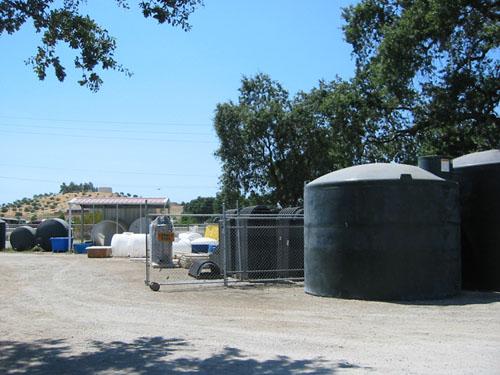 Loomis Tank