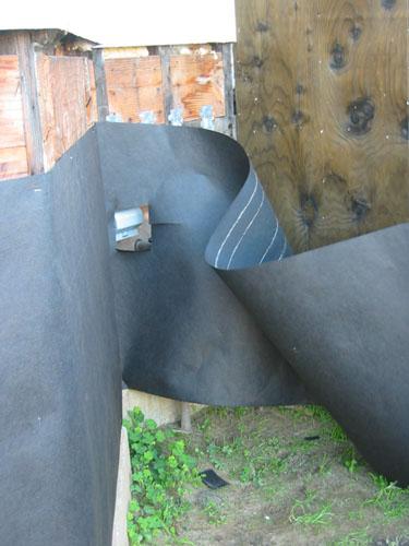 Tricky inner corner