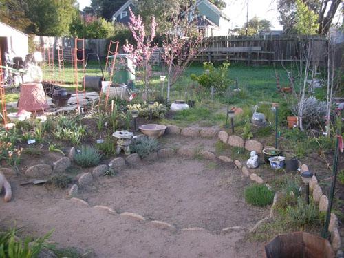 The garden overall