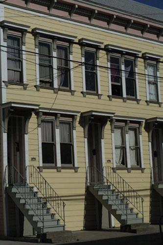 1880's row house