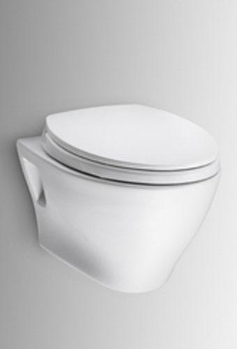 Toto Aquia wall-hung toilet
