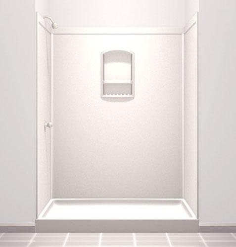 Swanstone shower panels