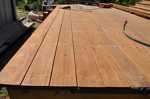 deplugged deck