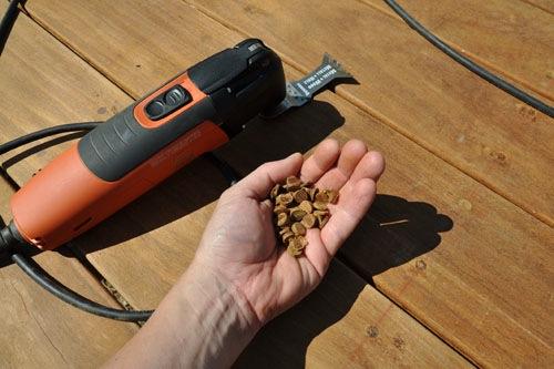 Handful of plugs