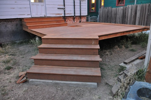 Side and stair risers