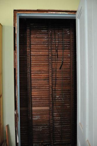 Parlour closet
