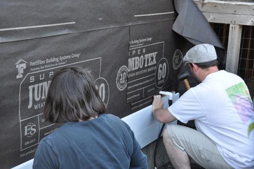 Installing a board