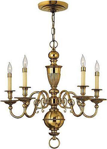 Parlour chandeliers