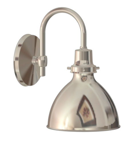 middle bath sconce