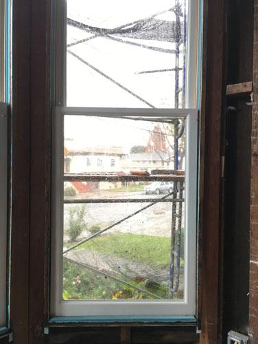 New windows look great