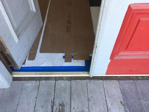 The new threshold