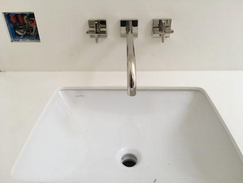 Bath bathroom sink