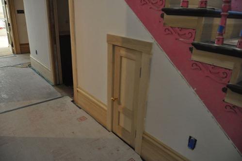Adorable little door